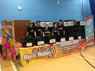 RocknRoller Roller Disco Hire Desk