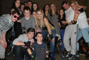 Teen Roller Disco Parties