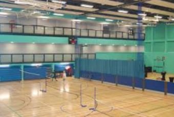 Sports Hall at Westcroft LC